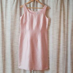 5/$25 Coldwater Creek Dress Blush 10P